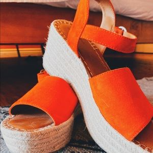 UNIVERSAL THREAD Morgan TwoPiece Espadrille Wedge